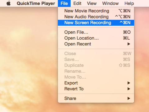 quicktime is great For those on a zero-budget and a Mac