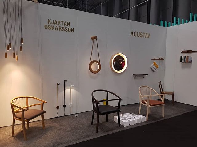 Visit us at ICFF NYC 20-23 May.