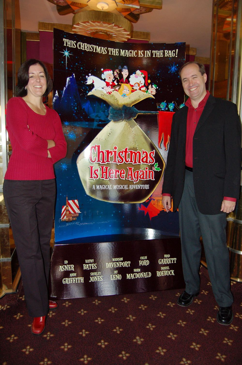 Executive Producers Ashley Postlewaite and Darrell Van Citters