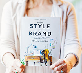 'How to Style your Brand' by Fiona Humberstone