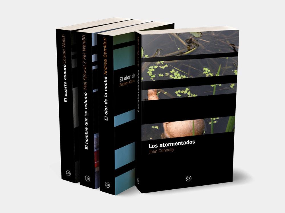 CR Books - #editorial