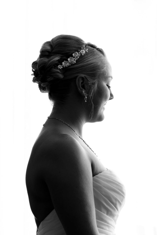 Wedding bride on her wedding day Minneapolis Minnesota photographer
