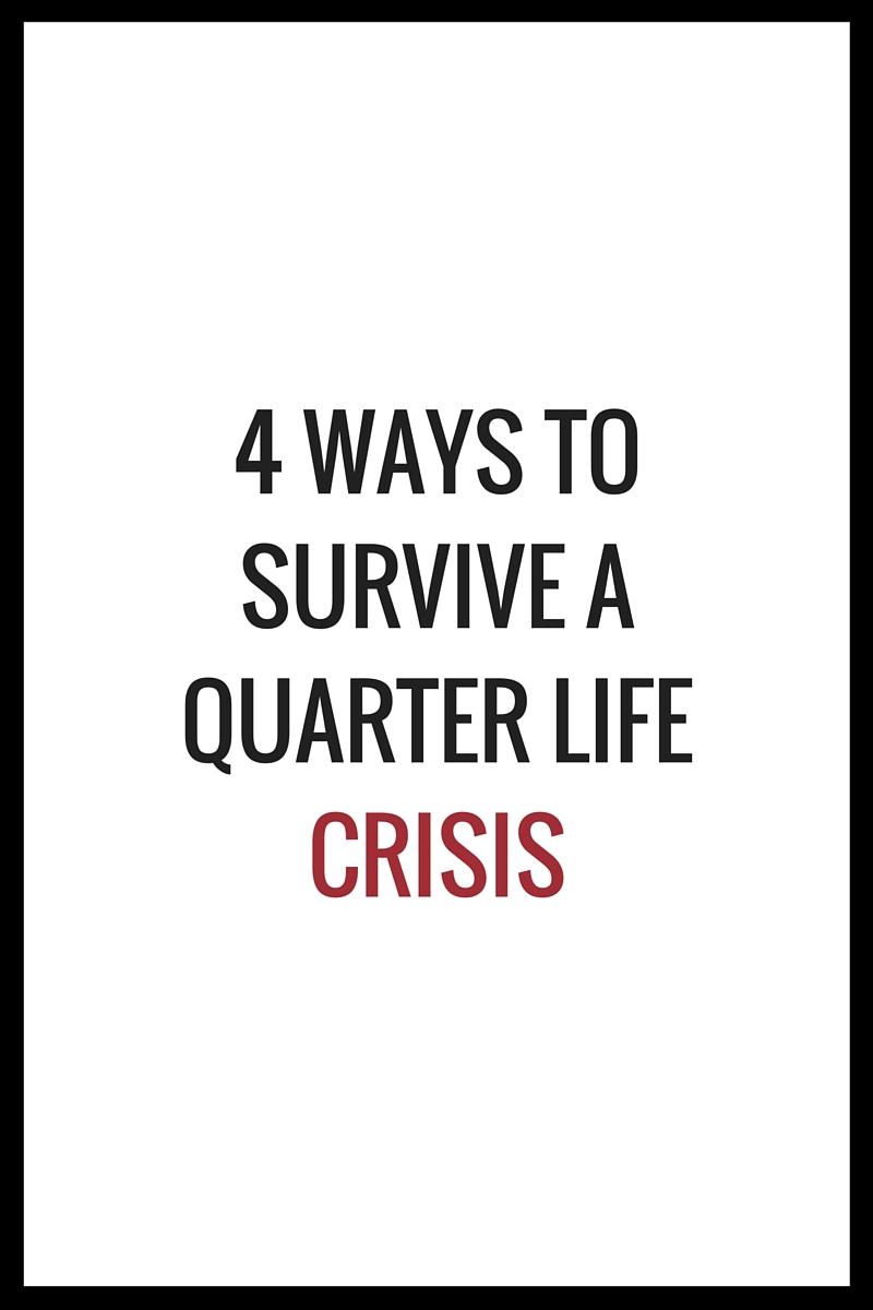 ways to survive a quarter life crisis the zen binge quarterlifecrisis jpg