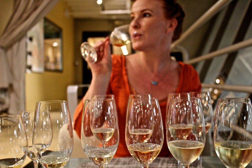 Living in wine county, Brianna has a passion for wine. She is a wine educator in the Sonoma Valley, and holds a Level 3 Award in Wine and Spirits from the globally recognized Wine and Spirit Education Trust based out of London, England.