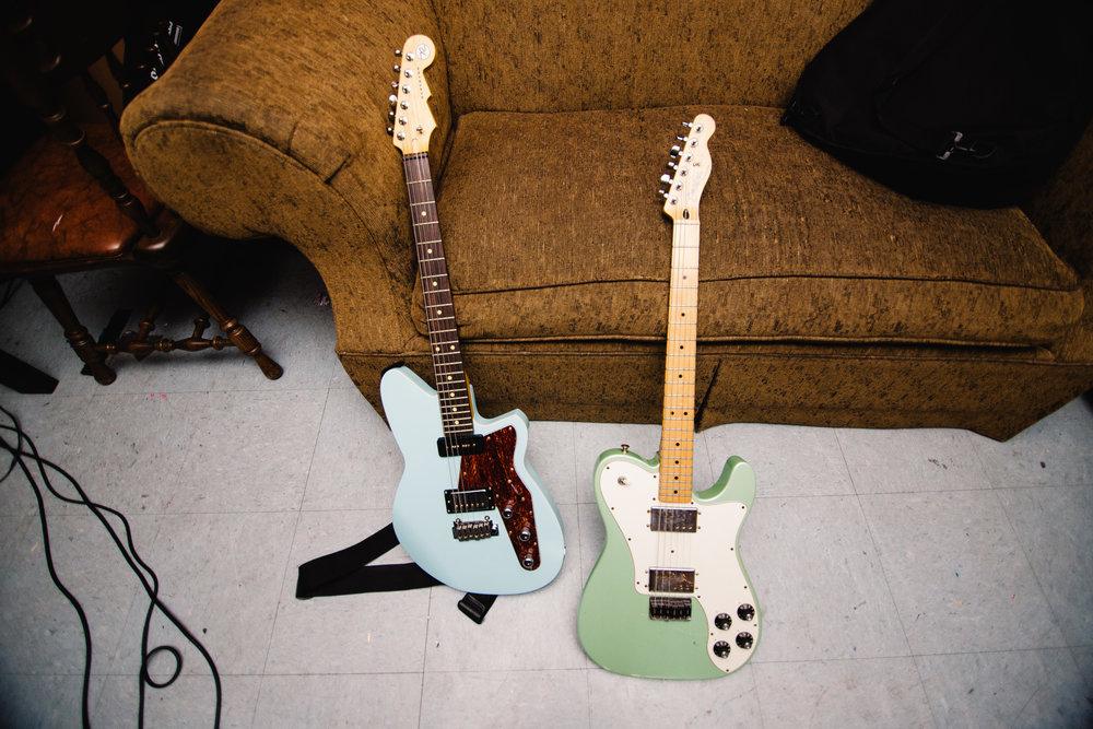 Max's Guitars.