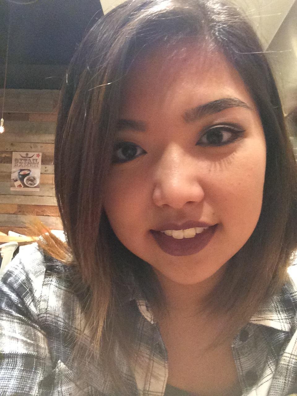 Maryann H: @marrmarr3 Temple University, Class of 2017