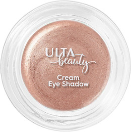 3.CreamEyeshadow - These kind of eyeshadows don't cake as much when the weather is hot and are meant to stay in place longer than powder eyeshadow. They even glisten in the sun!