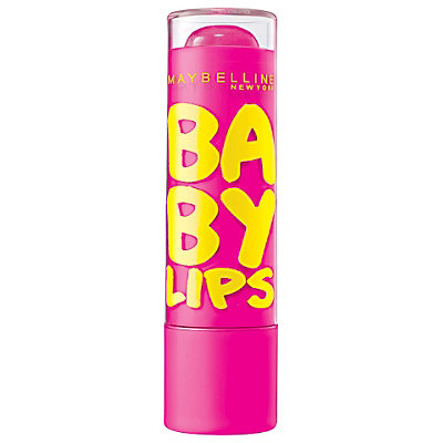 6.Tinted Lip Balm - Lip gloss can get really sticky and messy in warmer weather. Tinted lip balms can both moisturize and color your lips without all of the mess. Try Maybelline's Baby Lips—they come in many different colors and are one of the best lips balms I've ever tried.