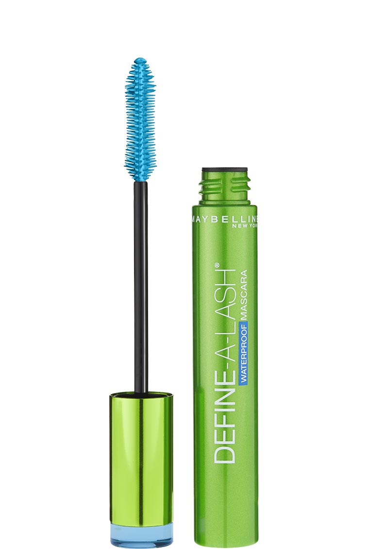 5.WaterproofMascara - Anything waterproof is the best to use in the summer. A mascara that is waterproof will help prevent it from running all over your face when you're in the pool or the ocean