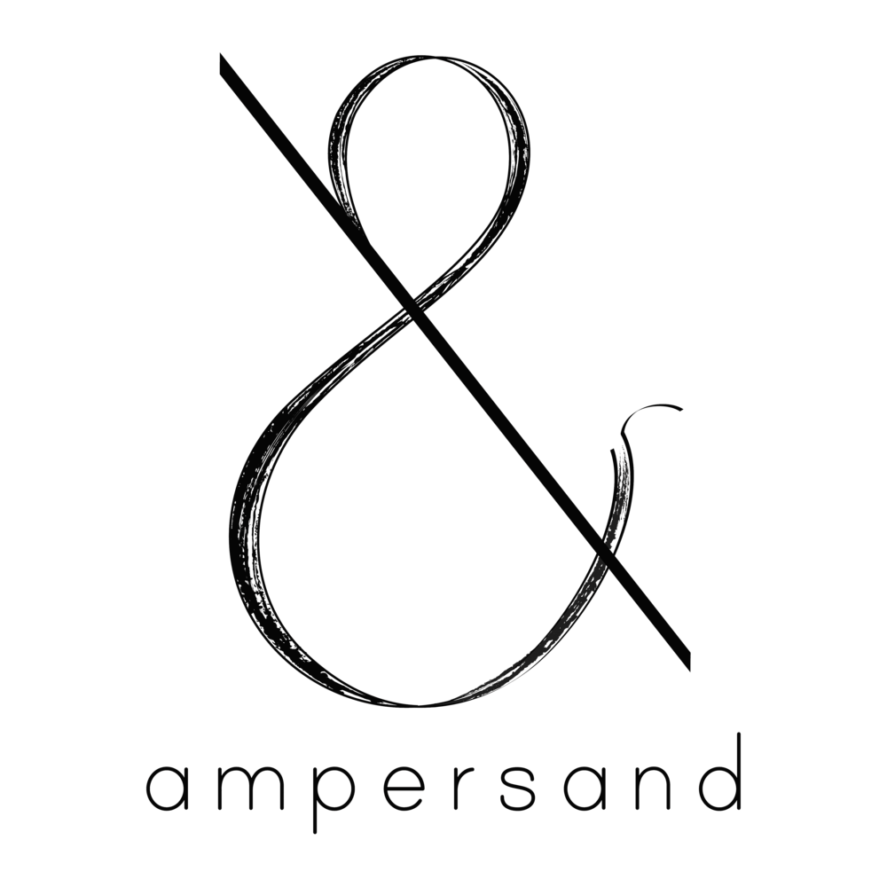 vase arrangement ampersand