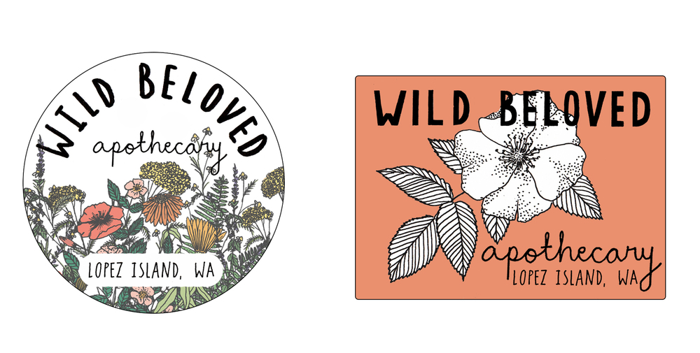 Apothecary Labels, 2015