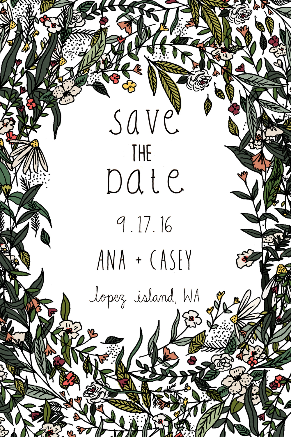 Save the Date, 2016