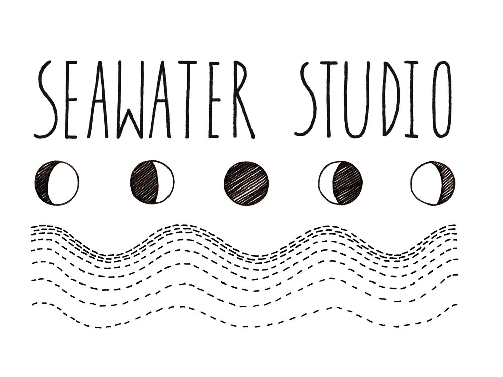 Logo Design for  Seawater Studio!  2015