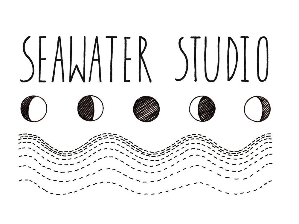 Logo Design for  Seawater Studio! 2015