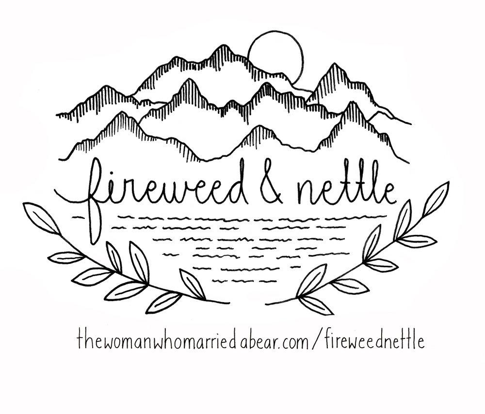 Letterhead II for Fireweed & Nettle  2017