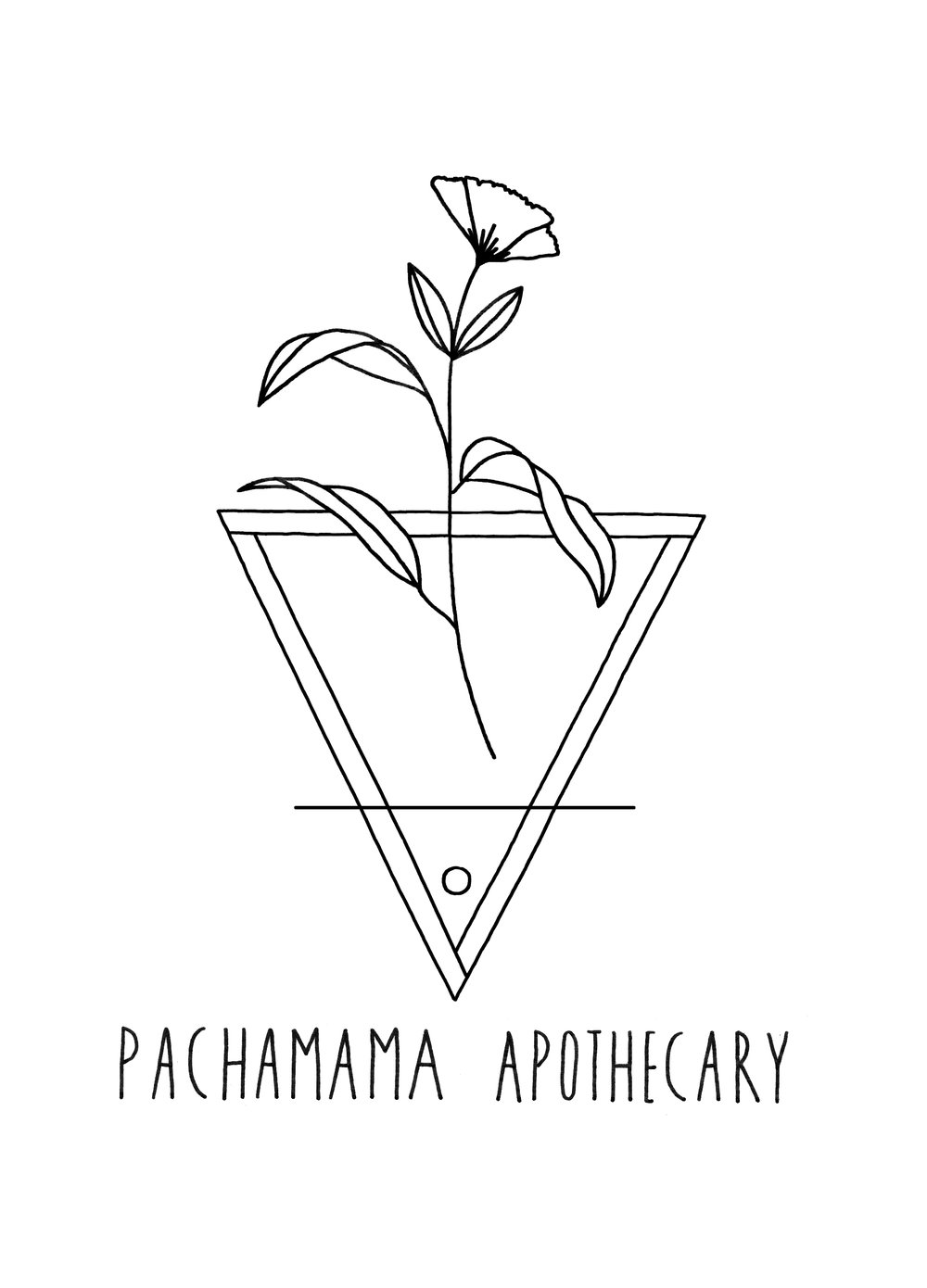 Logo Design for  Pachamama Apothecary    2017