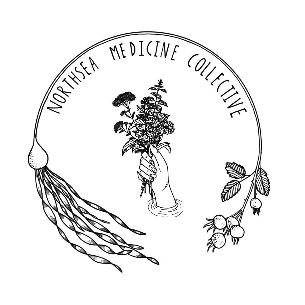 Logo design for Northsea Medicine Collective, 2018