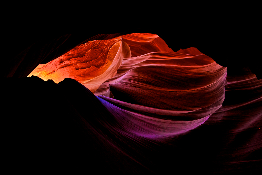 The Eye - Antelope Canyon