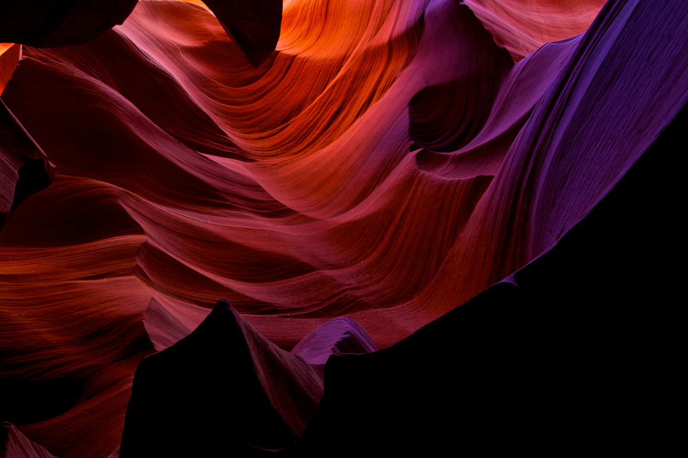 Colors - Antelope Canyon