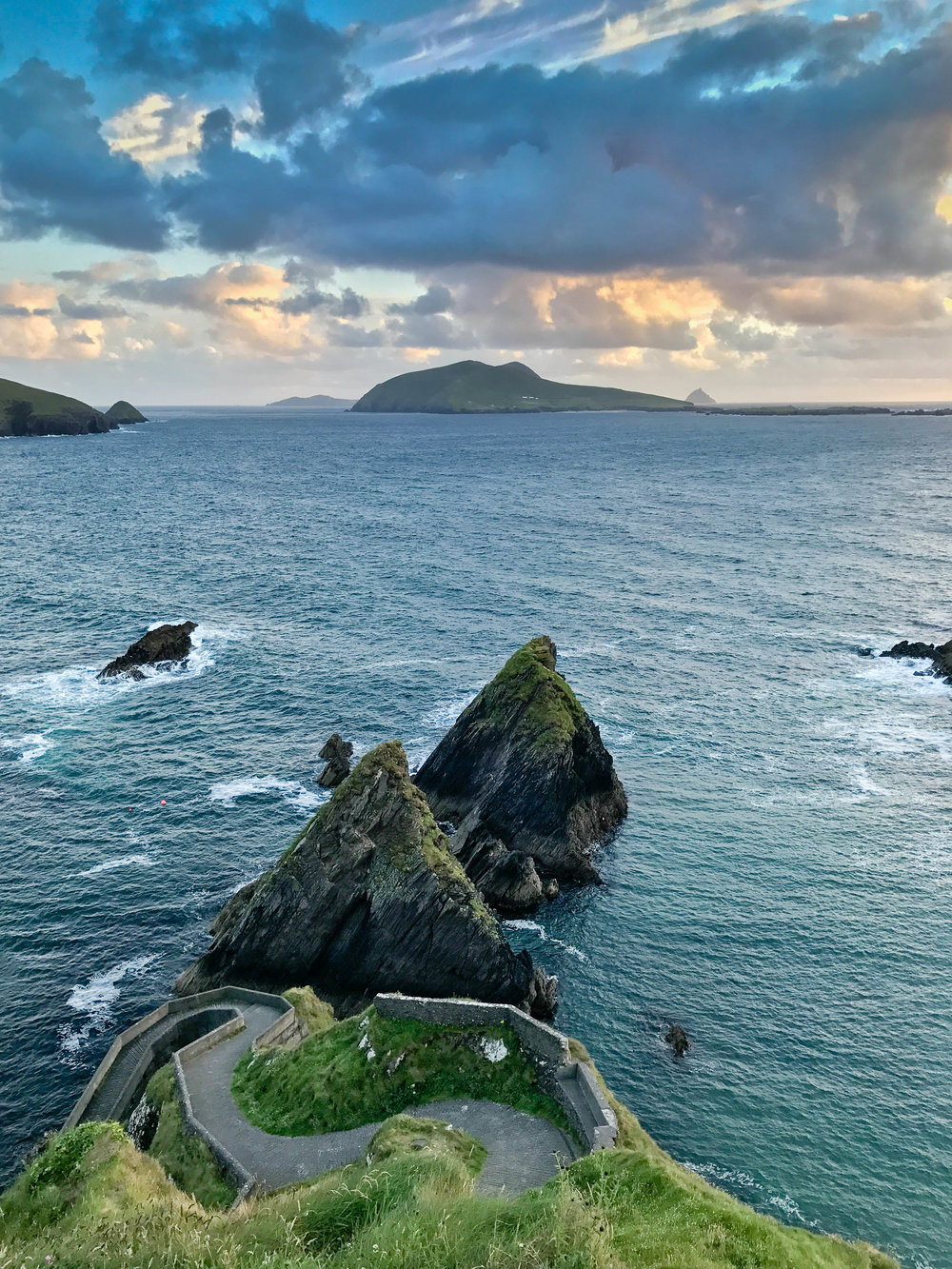 Dunquin Harbor, Ireland
