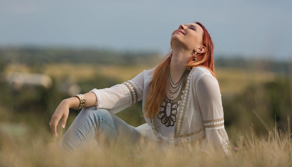 ukrainian belly dancer