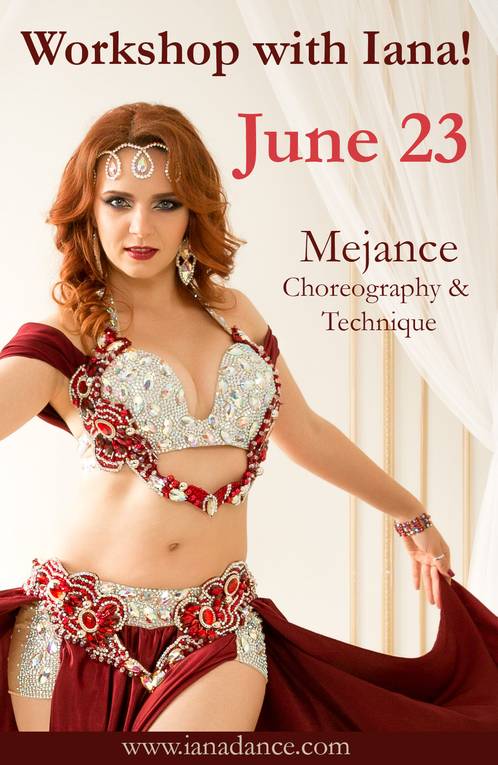 belly dance workshop toronto