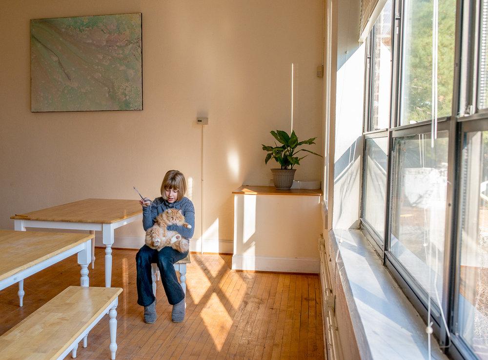 Sadie, Jordan Lake School of the Arts