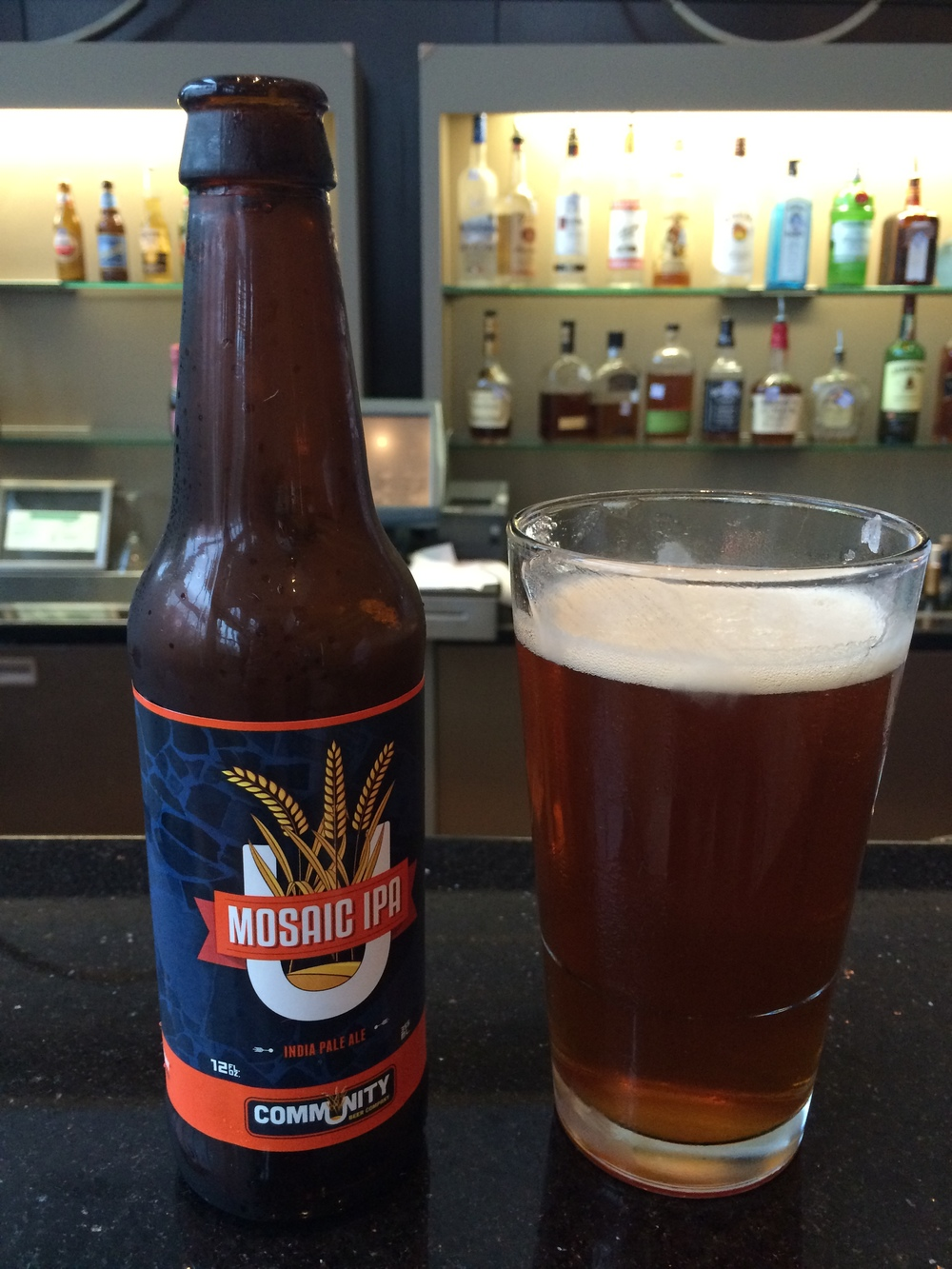 Community Beer Co.'s Mosaic IPA