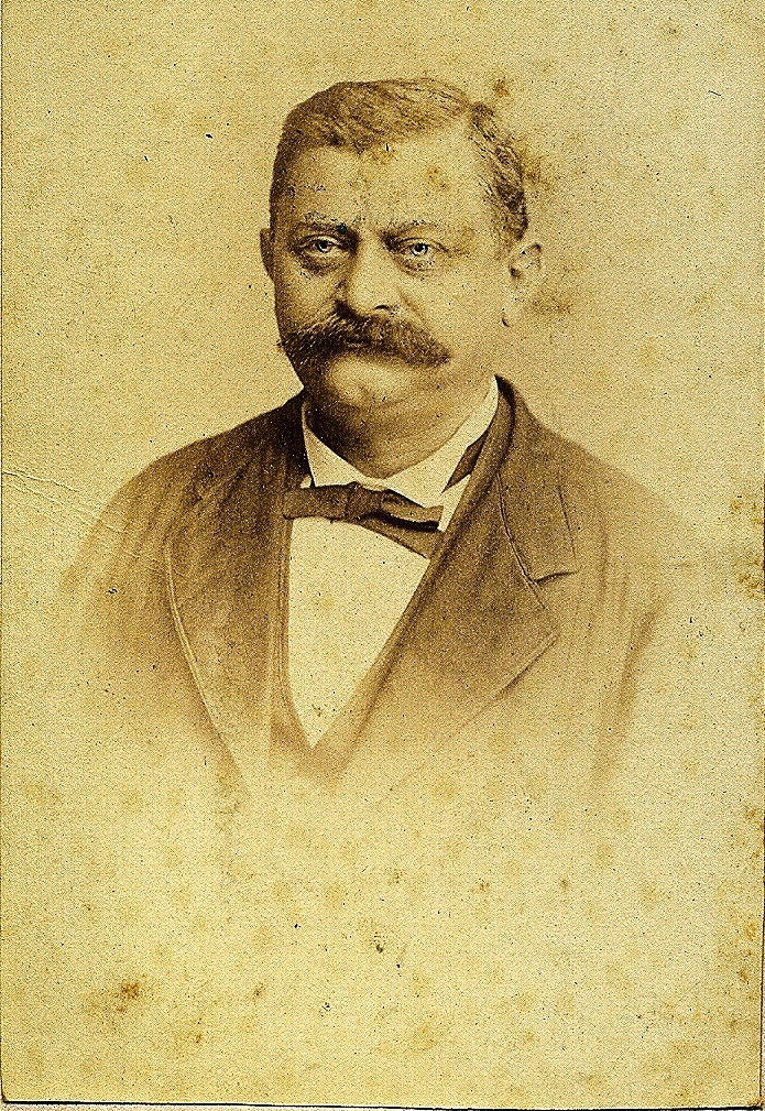 Charles Nelson - Founder of  Nelson's Green Brier Distillery