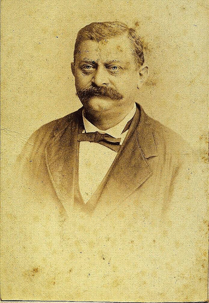 Charles Nelson - Founder of  Nelson's Green Brier Distillery