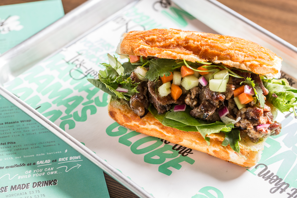 The Banh Mi Dutch Crunch