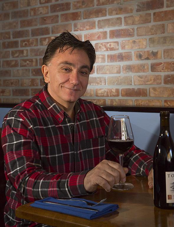 Michael Mazaferri:cook, restaurant owner,philosopher.