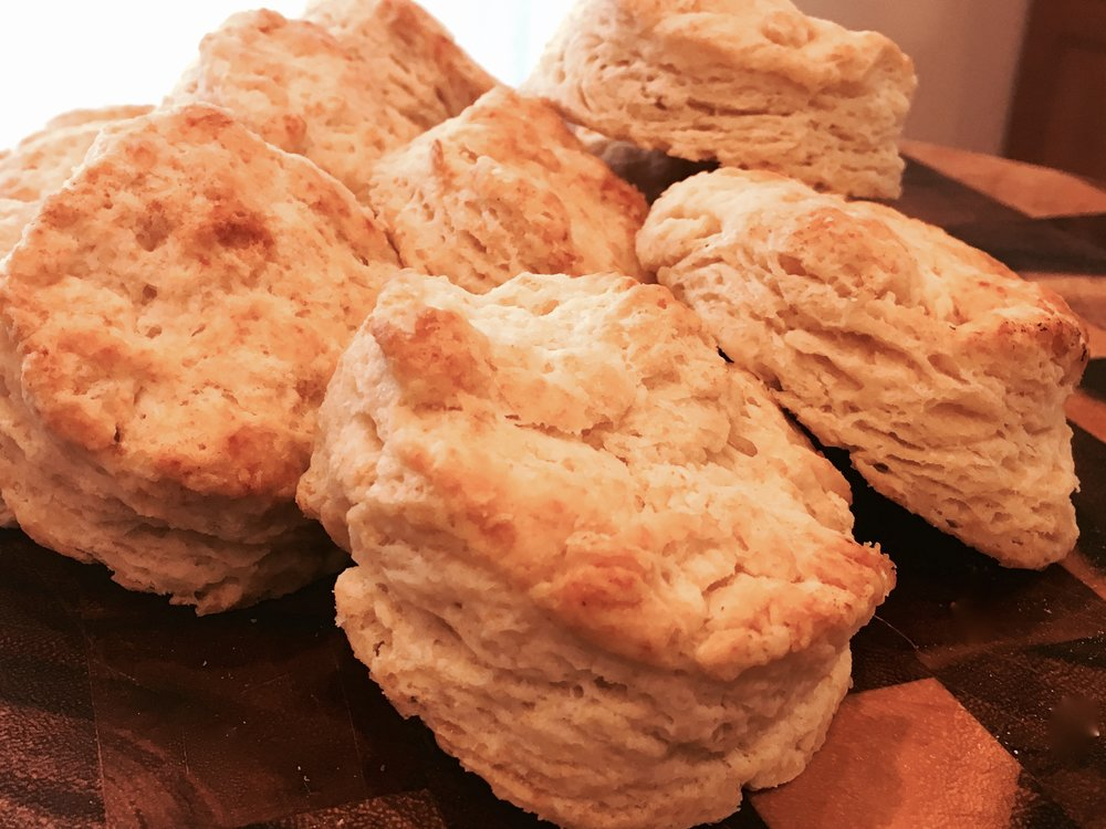 Butter-me-up Biscuits