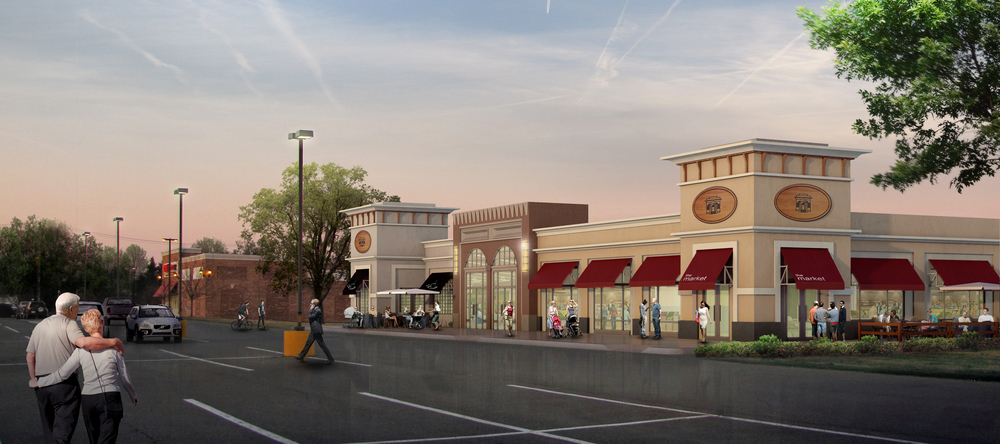 MARKET CONCEPT  Poolesville, MD |  Client:  Town of Poolesville