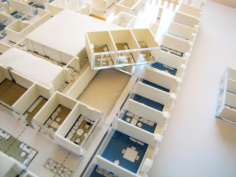 INTERACTIVE FLOOR PLAN  NEW YORK, NY |  Image courtesy of HYL Architecture