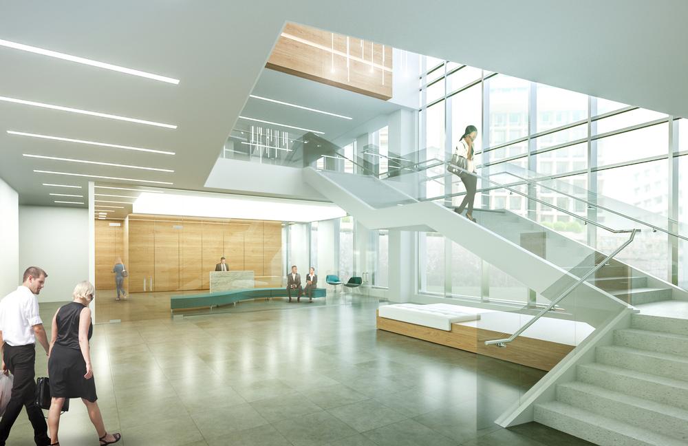 500 L'ENFANT PLAZA   Washington, DC |  Client: HYL Architecture