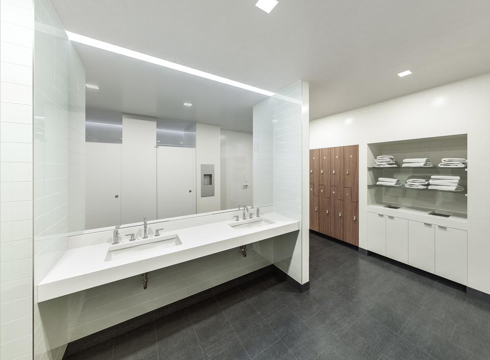 FITNESS CENTER   Fairfax, VA    Client: HYL Architecture