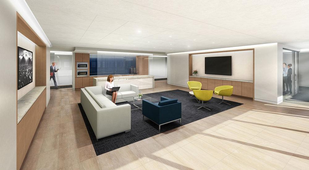 OFFICE CONCEPT  Washington, DC |  Client: HYL Architecture