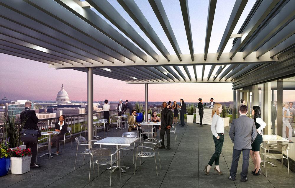 CAPITOL CROSSING  Washington, DC    Client: PGP Development
