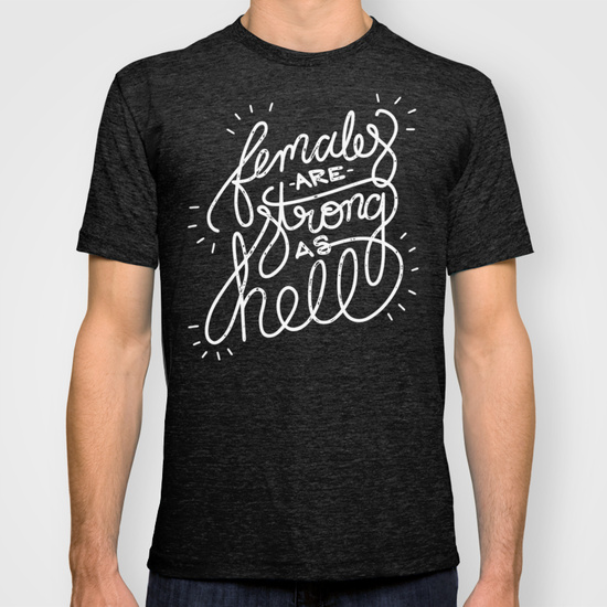 Females Are Strong mens tee.jpg