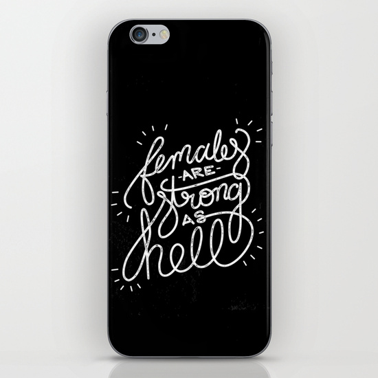 Females Are Strong mobile case.jpg