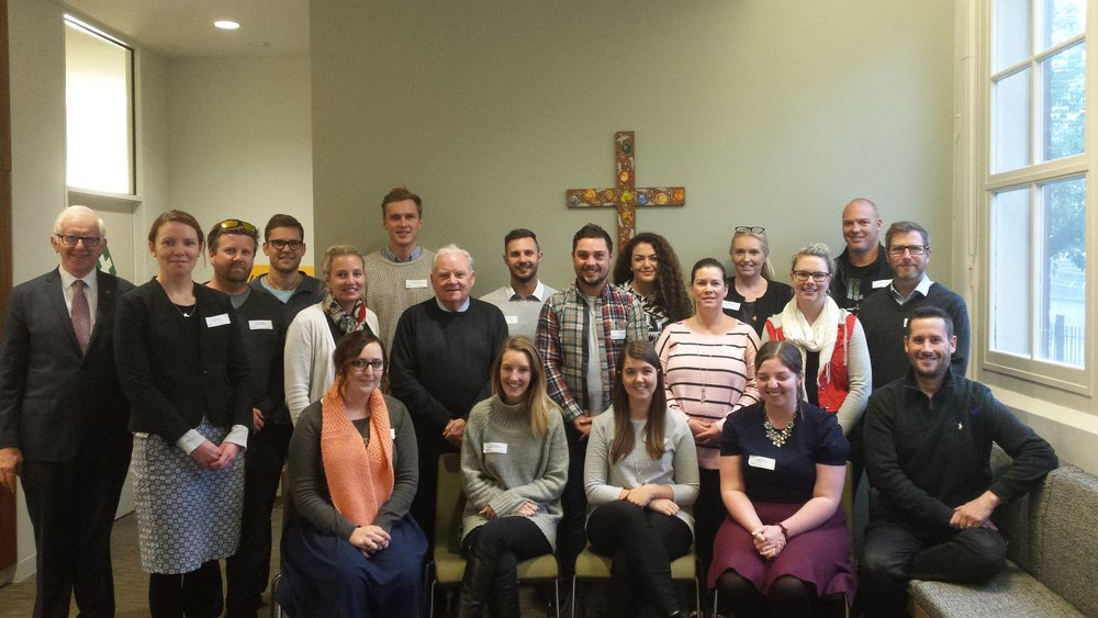 Marist Leaders: Next Gen 1 Program Melbourne 2018