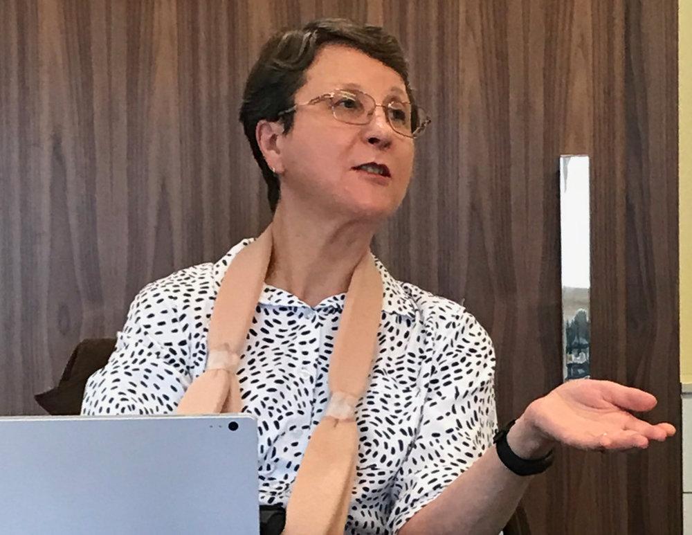 Dr Jennifer Elvery