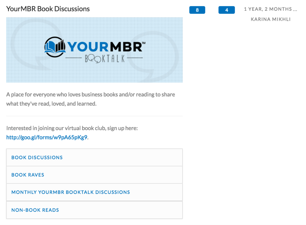 Moderate your Book Discussions with 247 Digital Classrooms