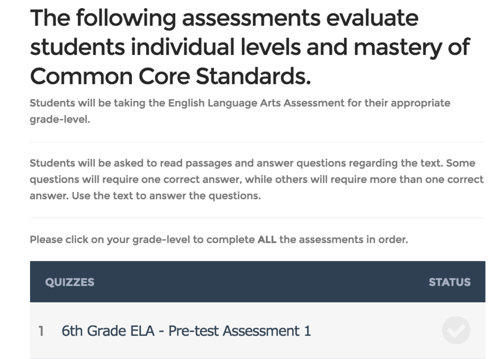 Administer online quizzes and assessments - 24/7 Digital Classrooms