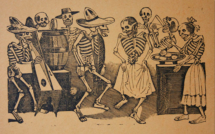 El Jarabe en Ultratumba (The Folk Dance Beyond the Grave)