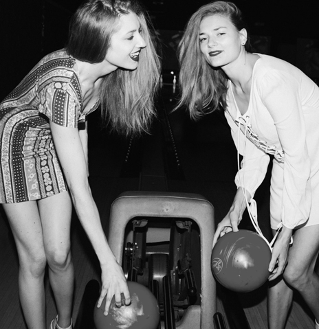Limo & Bowling