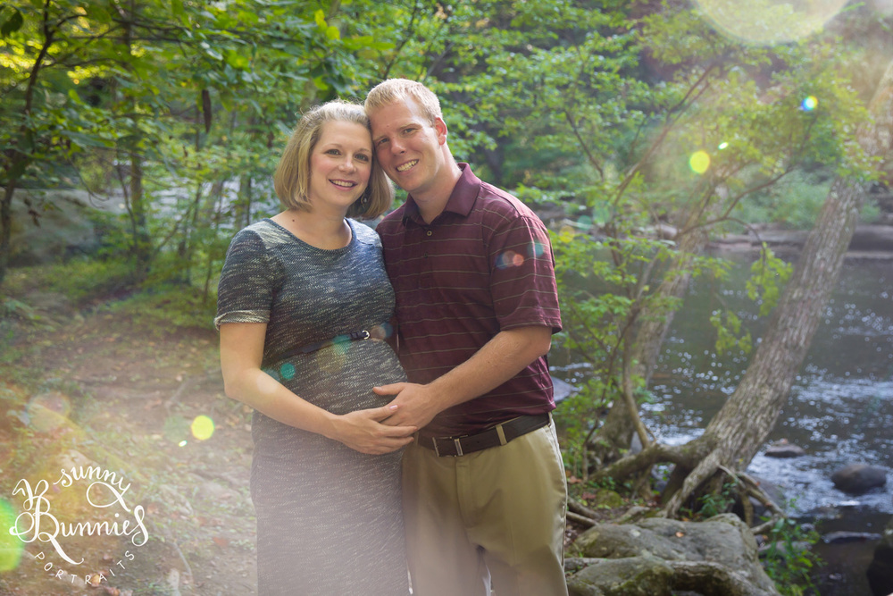 maternity photo session hackettstown nj