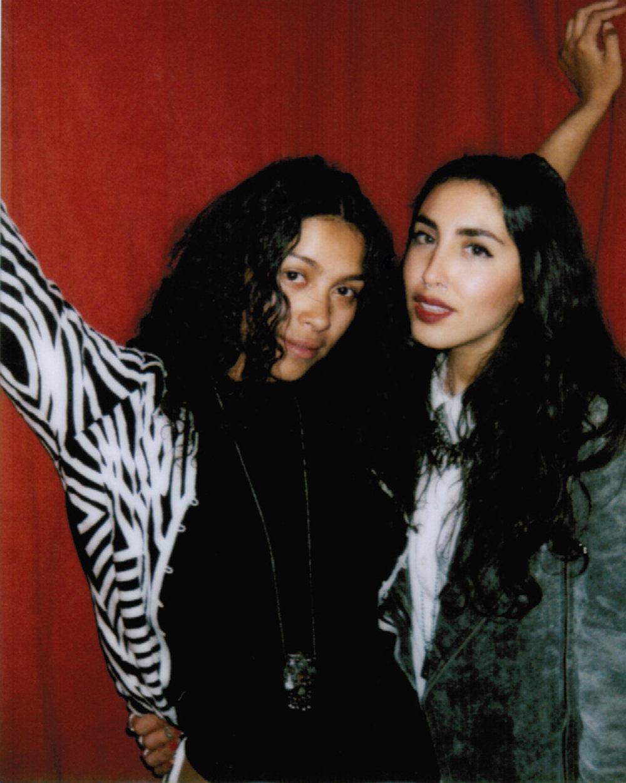 Olivia Seally + Lizz Jardim →