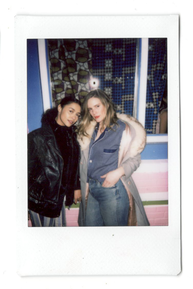 Olivia Seally + Marie Coyles    (NEW YORK / BIRTHDAY EDITION) →